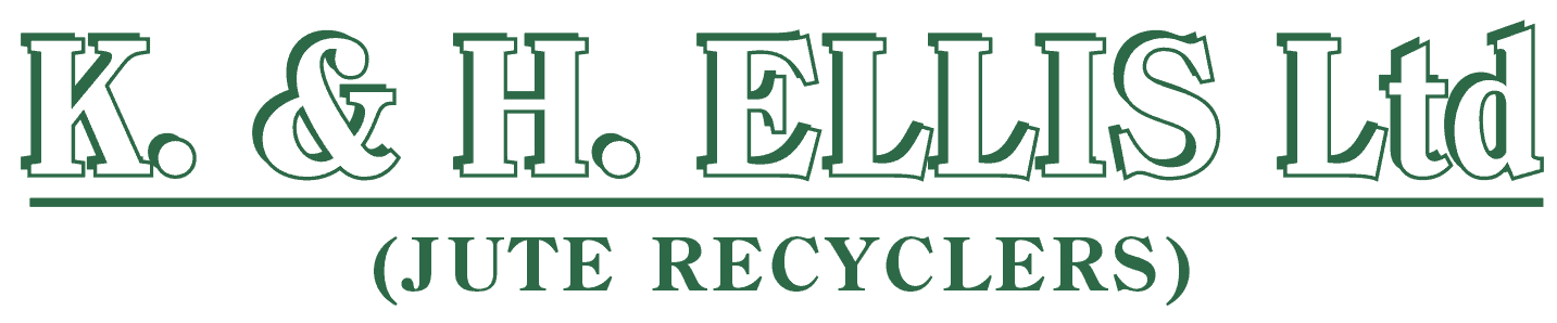 Ellis Jute Recycling Logo